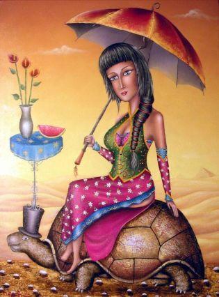 Zurab Martiashvili - paintings