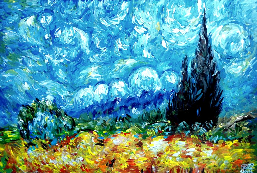 vincent_van_gogh___wheat_field_with_cypresses_by_keltu-d5nm4rk