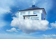 house-sky-standing-cloud-hovering-51708314