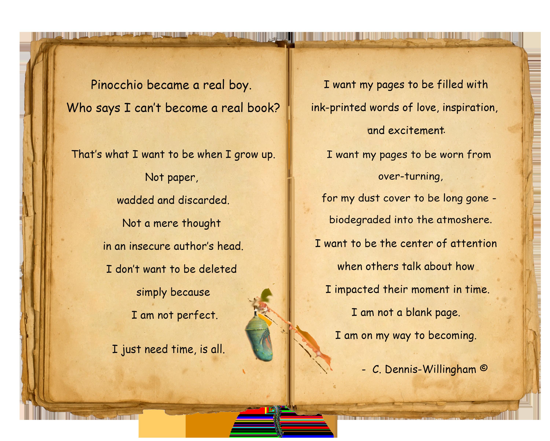 Grown up Book
